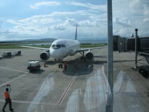 Llegadas de vuelos al Aeropuerto de Kington, Jamaica