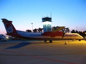 Llegadas de vuelos al Aeropuerto de Karlsruhe