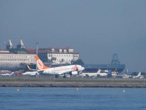 Salidas de vuelos desde el Aeropuerto Santos Dumont