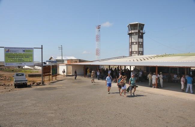 Aeropuerto Seymour de Baltra