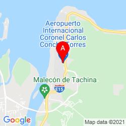Mapa Coronel Carlos Concha Torres