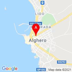 Mapa Ministero della Difesa - Distaccamento Aeroportuale Alghero