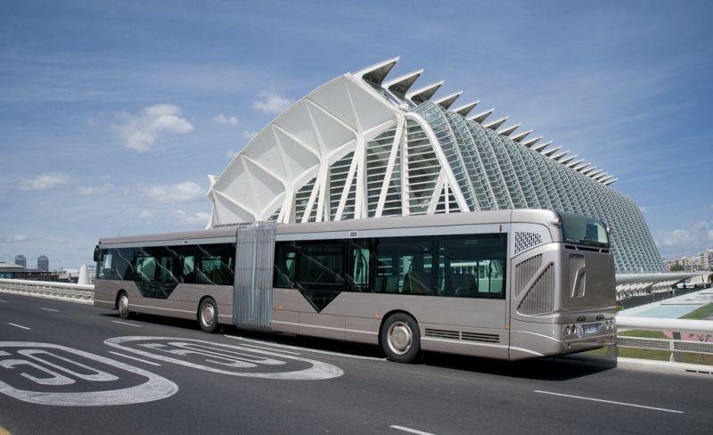 Autobús en Valencia