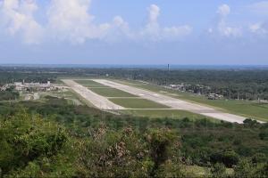 Llegadas de vuelos al Aeropuerto de Vieques