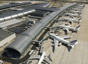 Llegadas Aeropuerto de París Charles de Gaulle