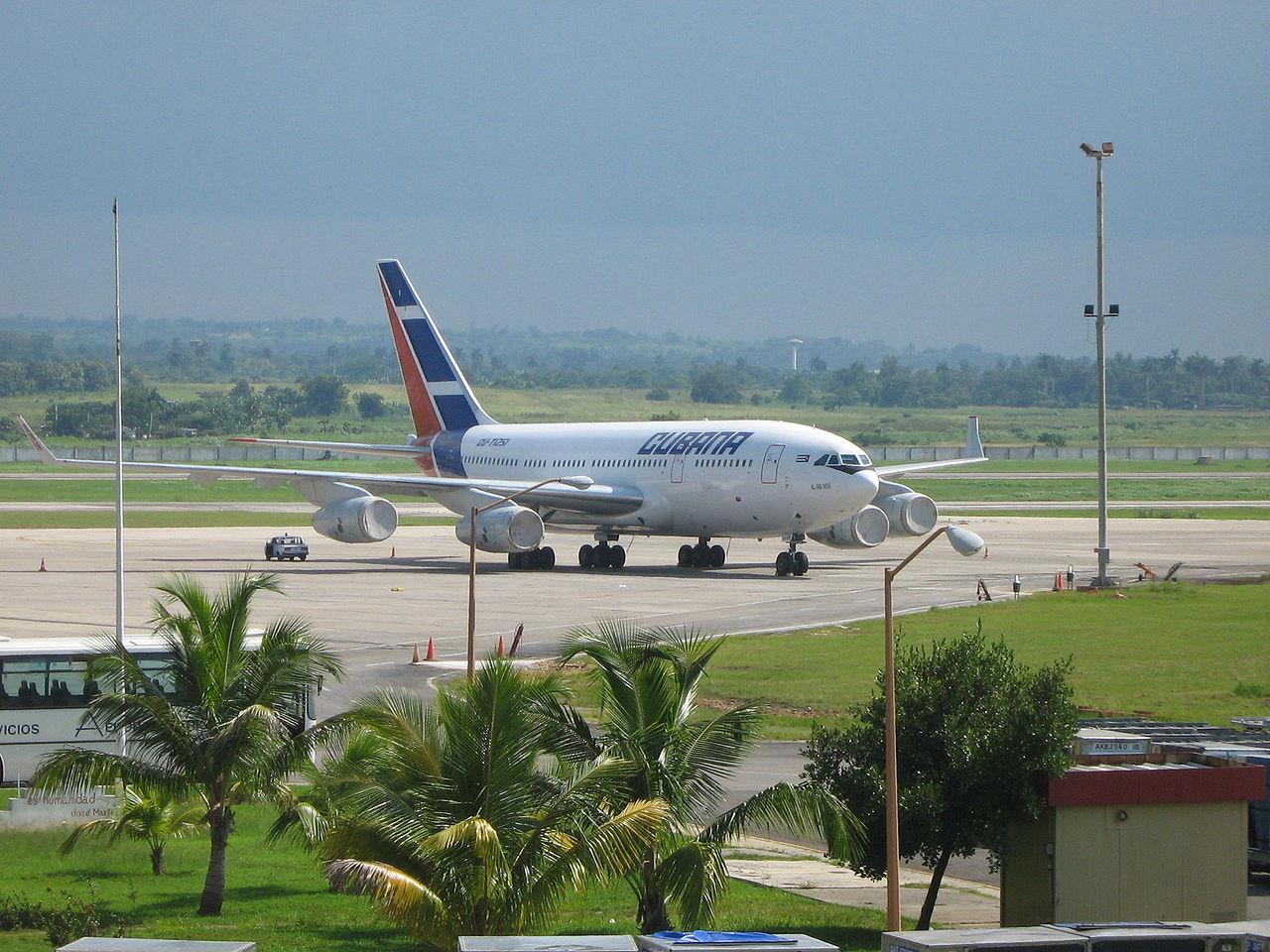 Aeropuerto Internacional José Martí: Llegadas de vuelos - Aeropuertos.Net