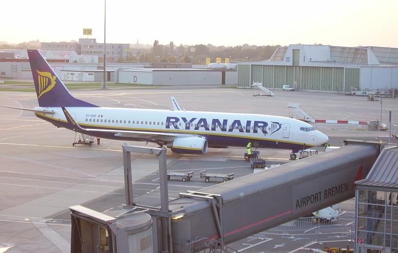 Llegadas Aeropuerto de Bremen
