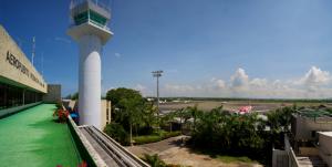 Llegadas de vuelos al Aeropuerto de Cartagena
