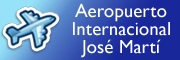 Aeropuerto Internacional José Martí: Llegadas de vuelos