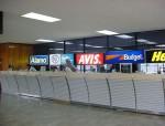 Oficinas de alquiler de coches, Aeropuerto de Hermosillo