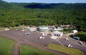 Salidas de vuelos desde el  Aeropuerto de Vieques