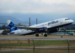 Salidas de vuelos desde el Aeropuerto Internacional Mercedita