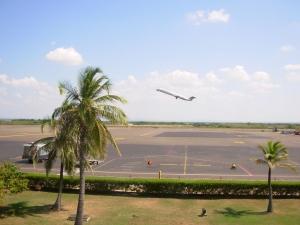 Salidas de vuelos desde el Aeropuerto de Cartagena