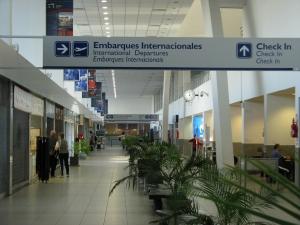 Salidas de vuelos desde el Aeropuerto El Rosario