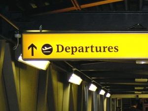 Salidas de vuelos desde el Aeropuerto de Puerto Vallarta