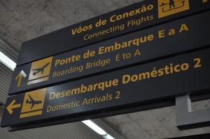 Salidas de vuelos desde el Aeropuerto Eduardo Gomes