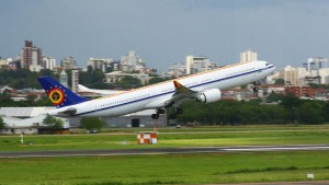 Salidas de vuelos desde el Aeropuerto Salgado Filho