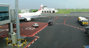 Terminal del Aeropuerto de Praga