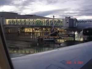 Terminal de Aeropuerto de Guanajuato