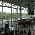 Aeropuerto Internacional de Bristol: Salidas de vuelos