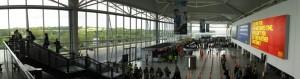 Terminal Pasajeros del Aeropuerto de Bristol
