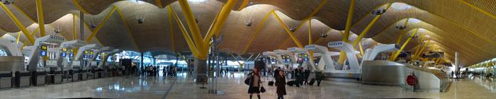 Terminal 4 del Aeropuerto Adolfo Suárez Madrid-Barajas