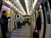 Tren del aeropuerto