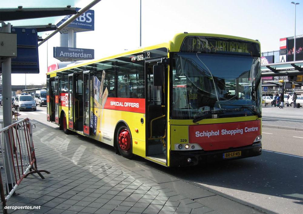 Aeropuerto de msterdam schiphol ams aeropuertos net for Hoteles en el centro de amsterdam