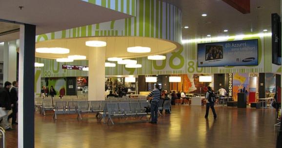 Aeropuerto de Bérgamo