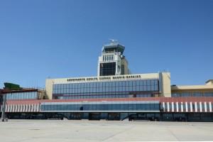 Aeropuerto Adolfo Suárez Madrid-Barajas Exterior