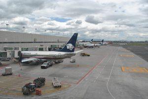 Terminal 2 en el Aeropuerto México