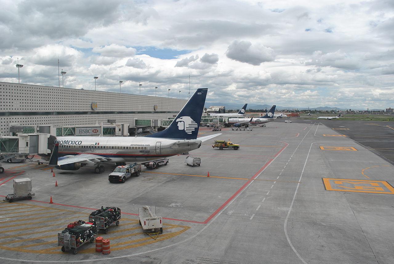 Aicm aeropuerto internacional de la ciudad de m xico mex for 2 1 2 metratura del garage