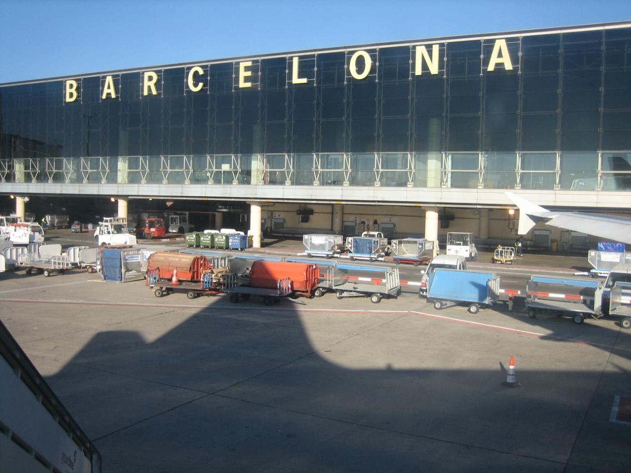 Aeropuerto De Barcelona El Prat Bcn Aeropuertos Net
