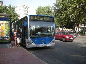 Bus aeropuerto Palma de Mallorca