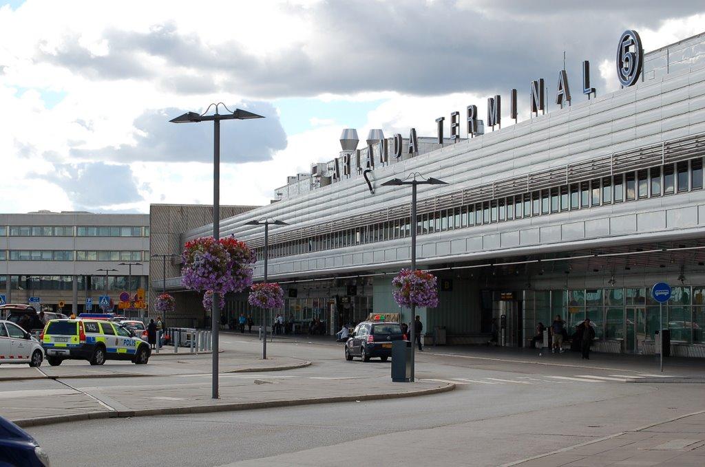 Aeropuerto de Estocolmo-Arlanda