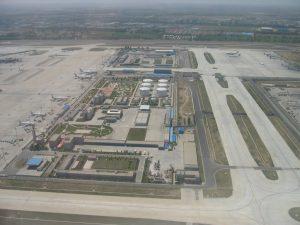 Salidas de vuelos desde el Aeropuerto de Pekín