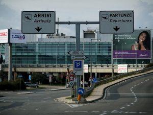 Salidas y llegadas de vuelos