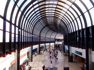 Instalaciones del Aeropuerto Internacional Jose María Cordova.