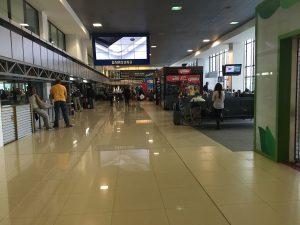 Área de documentación del Aeropuerto de Ciudad de Guatemala.