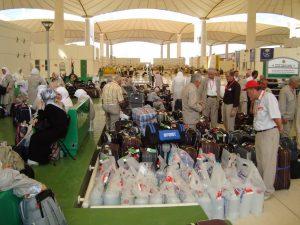 Terminal International Airport King Abdulaziz