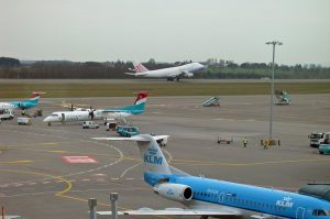 Airport Findel, Luxembourg