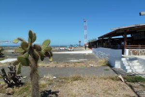 Airport San Cristobal, Island Baltra - Galapagos Islands