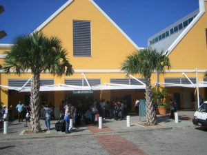 Airport Curacao