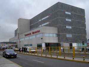 Hotel Costa del Sol Ramada dentro del Aeropuerto Jorge Chavez
