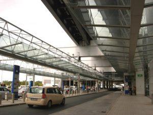 Frankfurt Airport Terminal D,E
