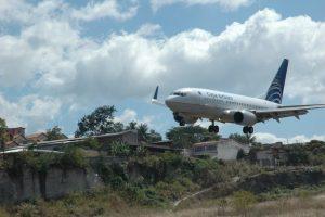 Salidas de vuelos Aeropuerto de Toncontín