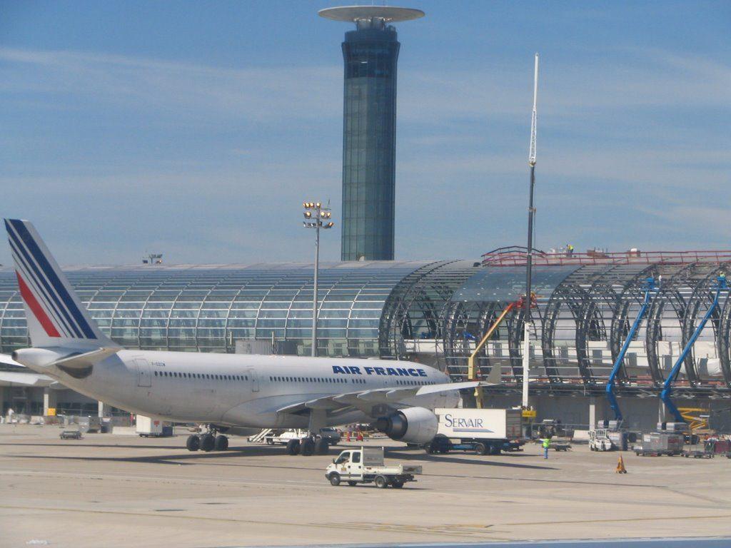 Aeropuerto De Par 237 S Charles De Gaulle Cdg Aeropuertos Net