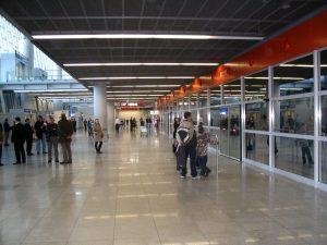 Aeropuerto de Varsovia, terminal 2