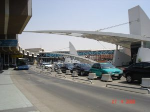 Cairo Airport Taxi Stand