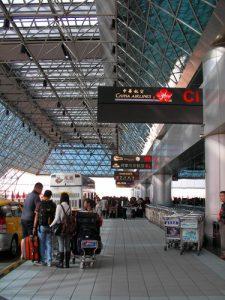 Taiwan Taoyuan International airport Terminal 2